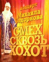 Смех сквозь хохот! Концерт Михаила Задорнова (2012)