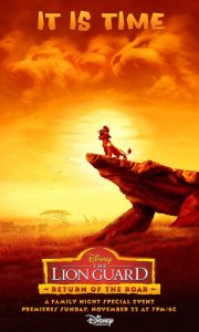�����-��� / The Lion Guard: Return of the Roar (2015)